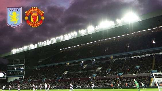 Aston Villa vs Manchester United