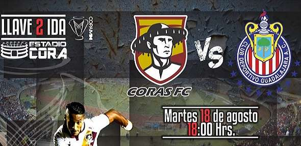 Coras de Tepic vs Chivas
