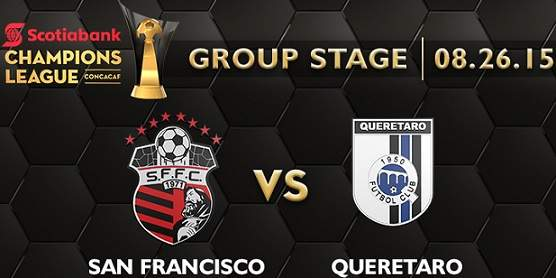 San Francisco vs Querétaro