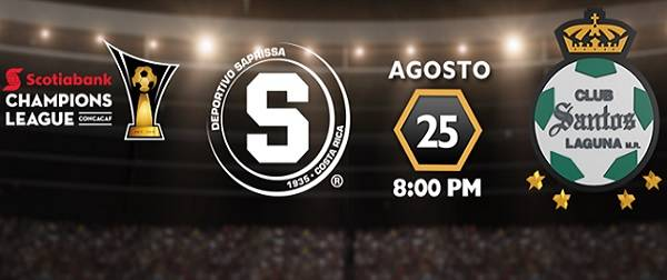 Saprissa vs Santos