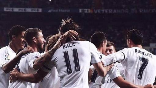 Real Madrid 5-0 Betis