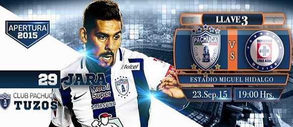 Pachuca vs Cruz Azul