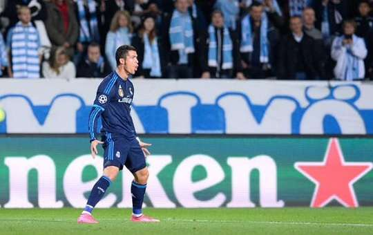 Malmo 0-2 Real Madrid