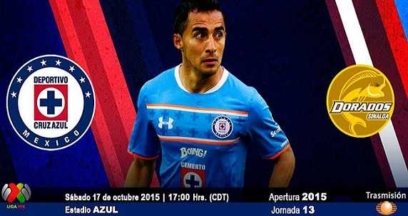 Cruz Azul vs Dorados