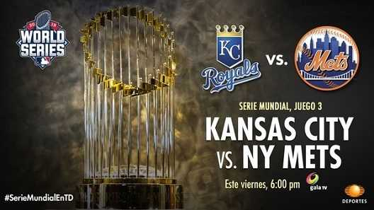 Kansas City Royals vs New York Mets
