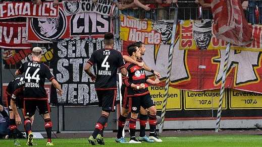 Bayer Leverkusen 1-2 Colonia