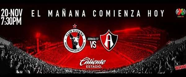 Tijuana vs Atlas