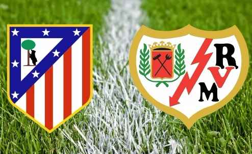 Atlético de Madrid vs Rayo Vallecano