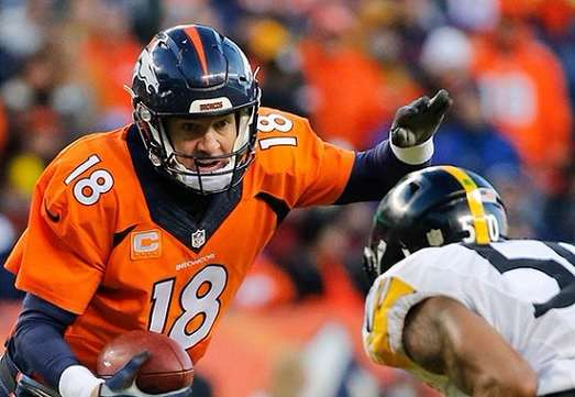 Broncos 23-16 Steelers