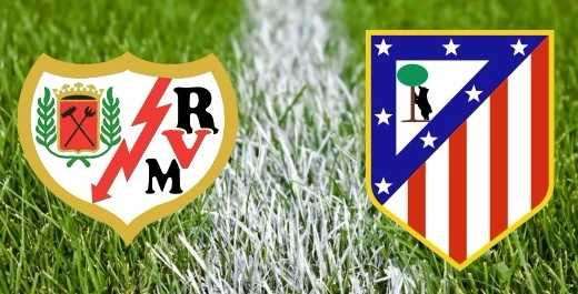Rayo Vallecano vs Atlético de Madrid
