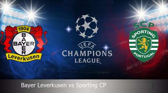 Bayer Leverkusen vs Sporting Lisboa