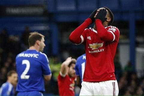 Chelsea 1-1 Manchester United