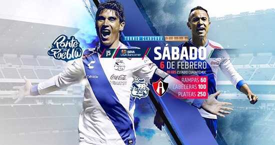 Puebla vs Atlas
