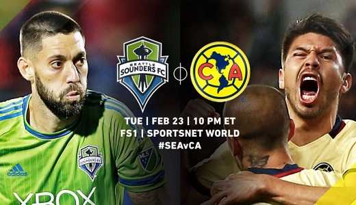 Seattle Sounders vs América