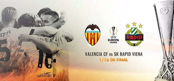 Valencia vs Rapid Viena