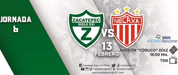 Zacatepec vs Necaxa