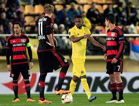 Bayer Leverkusen vs Villarreal