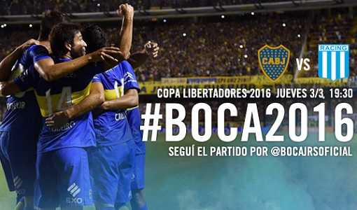 Boca Juniors vs Racing