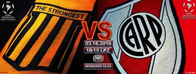 The Strongest vs River Plate