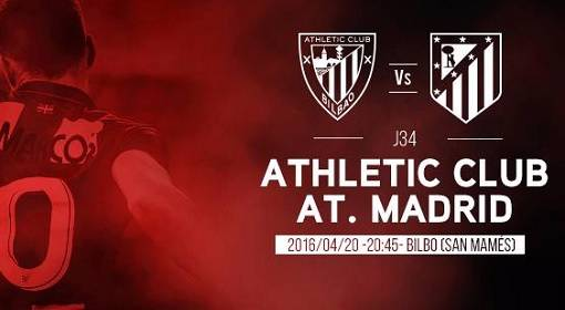 Athletic Bilbao vs Atlético de Madrid