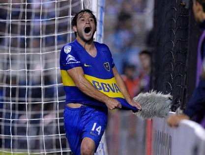 Racing 0- 1 Boca Juniors