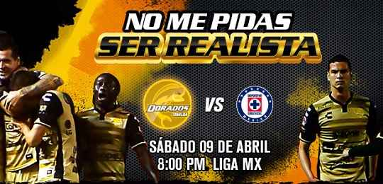 Dorados vs Cruz Azul