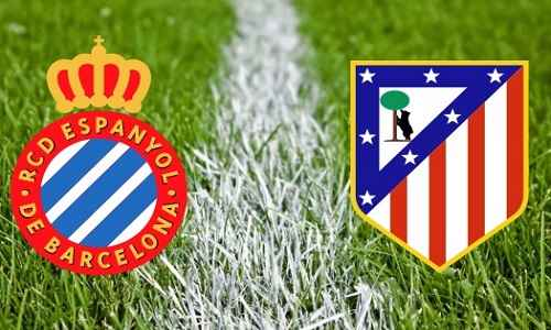 Espanyol vs Atlétio de Madrid