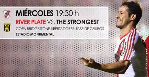 River Plate vs The Strongest