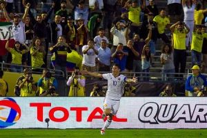 Colombia vence 2-1 a Paraguay