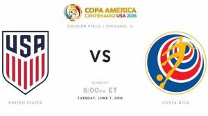 Estados Unidos vs Costa Rica