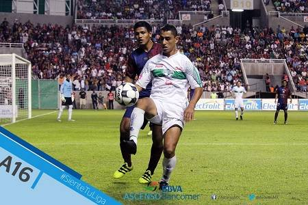 Zacatepec 1-1 Atlante
