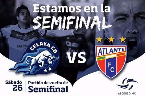 Celaya vs Atlante