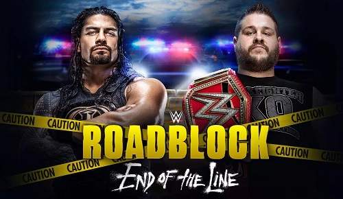 Roadblock: End of the Line
