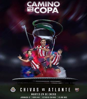 Chivas vs Atlante