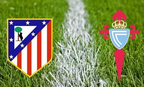 Atlético de Madrid vs Celta