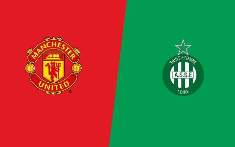 Manchester United vs Saint-Étienne