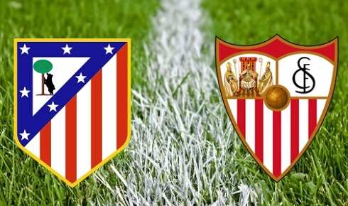 Atlético de Madrid vs Sevilla