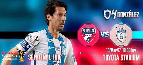 Dallas vs Pachuca