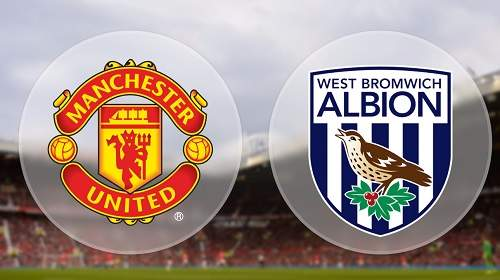 Manchester United vs West Bromwich