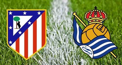 Atlético de Madrid vs Real Sociedad
