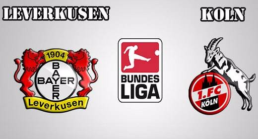 Bayer Leverkusen vs Colonia