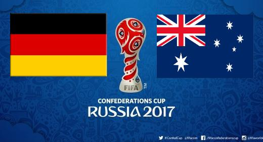 Alemania vs Australia