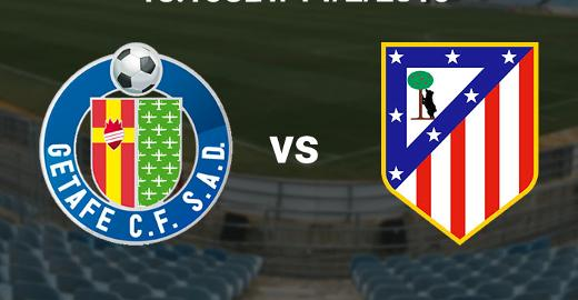 Atletico Madrid Vs Getafe En Vivo Amistoso