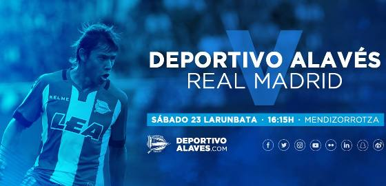 Alavés vs Real Madrid