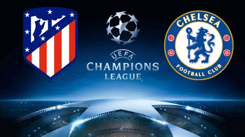 Atlético de Madrid vs Chelsea