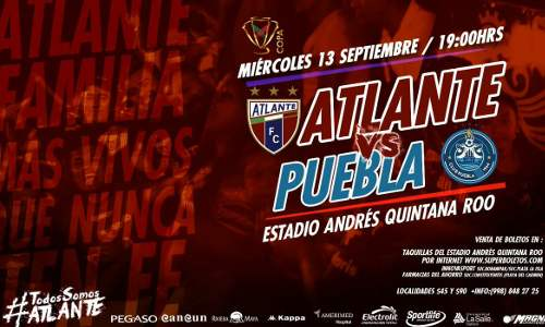 Atlante vs Puebla