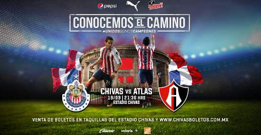 Chivas vs Atlas