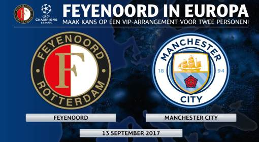 Feyenoord vs Manchester City