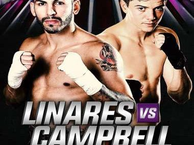 Jorge Linares vs Luke Campbell [Ganador Vídeo Repetición] Pelea Box 2017