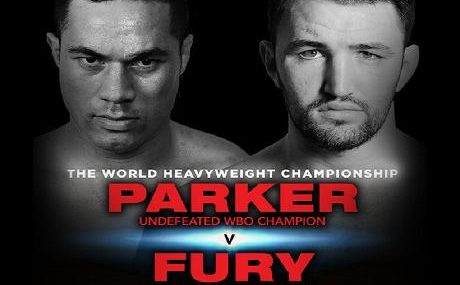 Joseph Parker vs Hughie Fury [Ganador Vídeo Repetición] Pelea Box 2017